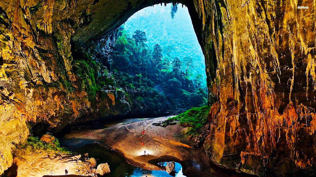 Ý nghĩa ẩn sau giấc mơ thấy hang động – Mơ thấy hang động chơi con gì?