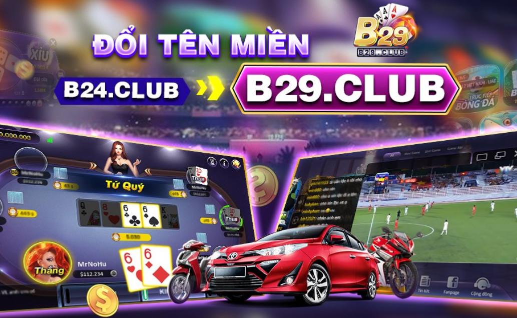 Link vào B29 Club chuẩn nhất bạn nên biết